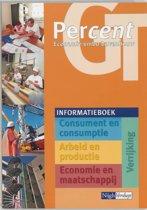 Percent Economie / Gt VMBO / Deel Informatieboek