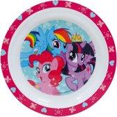 My Little Pony ontbijtbord - 24 cm - Melamine