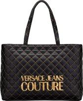 Versace Jeans Couture Dames Shopper Gewatteerd - Black