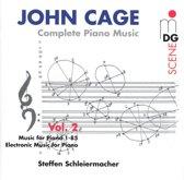 Complete Piano Music Vol.2