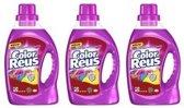 Color Reus Gel - 60 wasbeurten - Vloeibaar Wasmiddel - (Multipak 3 x 20 scoops)