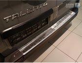 Avisa RVS Achterbumperprotector Opel Vivaro & Renault Trafic 2014- / Fiat Talento 2016- 'Ribs' (Lang 118cm)
