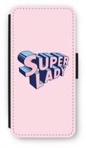 Samsung Galaxy S7 Flip Hoesje - Superlady