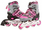Skates Roze 35-38 - Skates Meisjes Verstelbaar