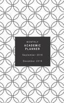 Monthly Academic Planner September 2018 - December 2019