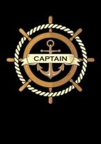 Captain: Lined Notebook and Journal