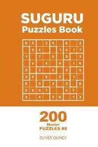 Suguru - 200 Master Puzzles 9x9 (Volume 8)