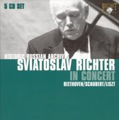 Richter In Concert, Russian Archives