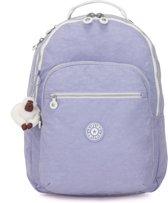 Kipling Clas Seoul Rugzak - Active Lilac Bl