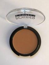 Lovely Pop Cosmetics - Compact Poeder - caramel - medium tint - getinte huid - nummer 07