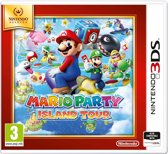 Nintendo Mario Party: Island Tour, 3DS Basis Nintendo 3DS Engels video-game