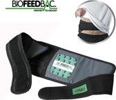 Biofeedbac back support belt