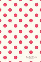 Bullet Pink Journal