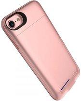iPhone 6 / 6s / 7 Battery Power Case 3000 mAh Roze