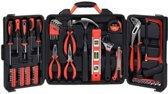FX Tools 76-delig - Gereedschapskoffer - Set - Inclusief gereedschap