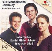 Mendelssohn:Klaviertrios 1 & 2