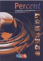 Percent Economie 1 Economie bovenbouw Havo Studiehulp