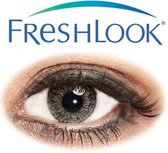 Freshlook Colorblends stukserling Grey - Kleurlenzen