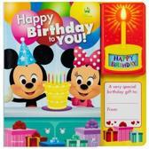 Disney Baby Birthday Book