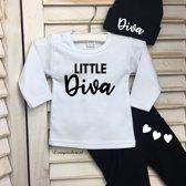 Shirtje Little diva.