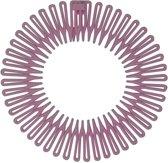Jessidress Haarspelden Diadeem Meisjes Haarband - Roze