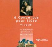 Vivaldi : 6 Concertos Pour Flute;