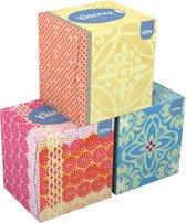 Kleenex Collection - 12x 56 stuks - Tissues - Voordeelverpakking