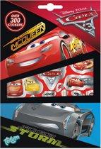 Cars 3 Stickerboek 300 Totum