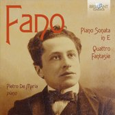 Fano: Piano Sonata In E, Quattro Fa