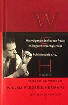 Volledige werken van W.F. Hermans 7 - Volledige werken 7