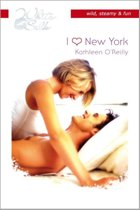 Harlequin White Silk 42 - I love New York