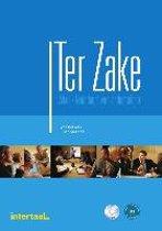 Ter Zake. Wirtschaftsniederl ndisch. Lehr- und Arbeitsbuch + 2 Audio-CDs