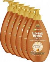 Garnier Loving Blends Honinggoud Bodymilk Voordeelverpakking