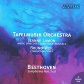 Beethoven: Symphonies Nos. 7 &