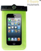 Waterdichte hoes voor onderwater - Groen (voor iPhone / Samsung Galaxy / camera's en meer)