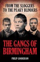 Omslag van 'The Gangs of Birmingham'