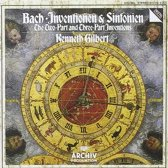15 Two-Part Inventions Bwv 772-786;