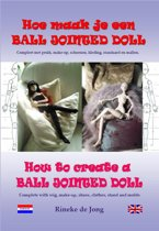 Hoe maak je een Ball Jointed Doll - How to create a Ball Jointed Doll