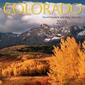 Colorado 2019 Calendar