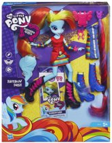 Mlp Equestria Girls Pupp.M.Zubeh.Sort.