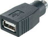 Belkin - Ps/2-M/Usb-F Adapter