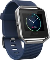 Fitbit Blaze HR Activity tracker - Blauw - Large