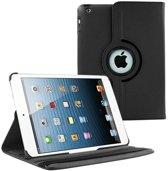 iPad air 360 graden Flip Case hoes - Zwart