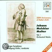 Molter Vol 1 - Orchestral Works / Grohs, Europa Symphony