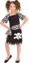 Scarlet Pirate - Kostuum - Maat S