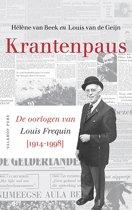 Krantenpaus