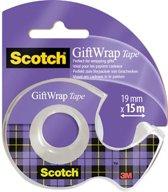 Clipstrip Scotch® GiftWrap Tape Maxi 1 Dispenser