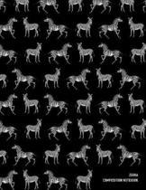 Zebra Composition Notebook