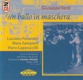 Verdi: Un Ballo in Maschera / Abbado, Pavarotti, Zampieri et al