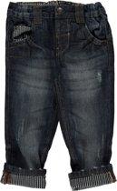 Blue Seven babykleding - Spijkerbroek met used look - Maat 68